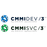 IHRC has been appraised at level 3 of the CMMI Institute's Capability Maturity Model Integration